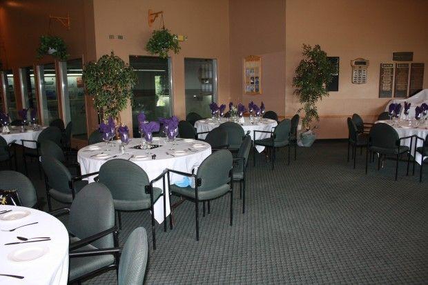 Carman Golf and Curling Club - Wedding Banquet Room